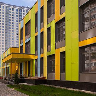 Детский сад в Митино на 300 мест
